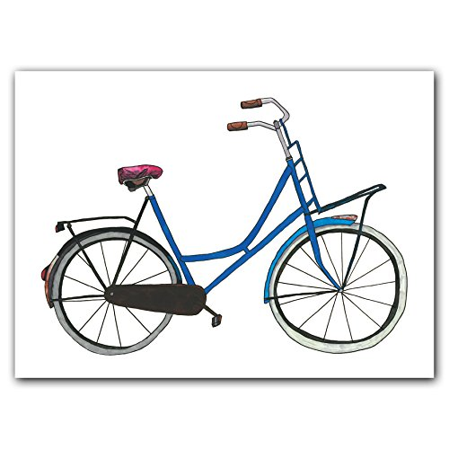 Five Dutch Bikes Boxed Notecards, blank notecards all occasion stationery in a two-piece gift box PDF