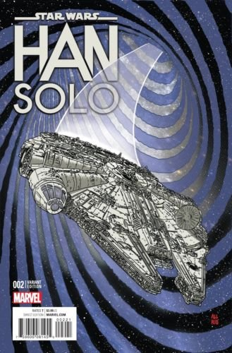 Star Wars Han Solo #2 1:10 Variant (Marvel Star Wars 2 Han Solo compare prices)