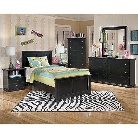 Maribel Youth Panel Bedroom Set Twin