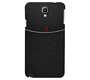 Perfect print back cover for Samsung Galaxy Note 3 Neo