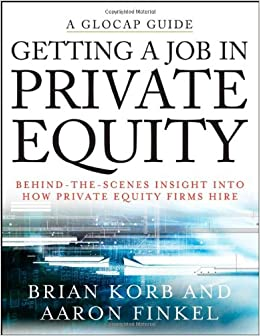 Amazon.com: Getting a Job in Private Equity: Behind the