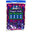 Doggie Walk Bags Classic Baby Powder Bag, Blue, 35 Capsules