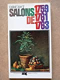 Salons: 1759, 1761, 1763 v. 1 (French Edition) (0198171811) by Diderot, Denis