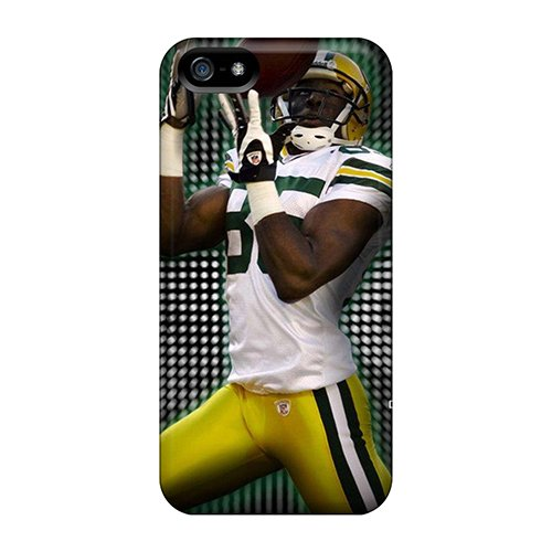 Anti-Scratch And Shatterproof Green Bay Packers Phone Case For Iphone 5/5S/ High Quality Tpu Case