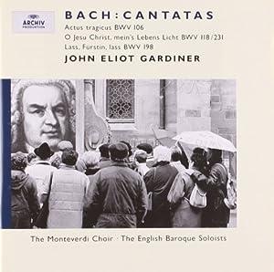 Bach - Funeral Cantatas
