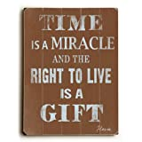 Time Is A Miracle by Artist Flavia Weedn 14
