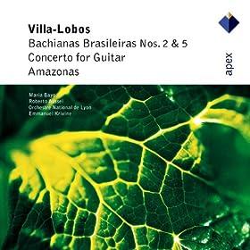 Villa-Lobos : Bachianas Brasileiras Nos 2, 5 & Guitar Concerto - Apex