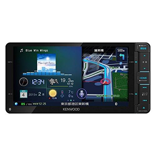 KENWOOD DVD/USB/SD AV ナビゲーションシステム MDV-X702W