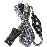 こたつコード 中間スイッチ付 コタツ用電源コード3m 最大700w 7A-125V /C-076