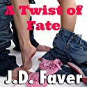 A Twist of Fate Audiobook by J.D. Faver Narrated by Julie Hoverson