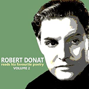 Robert Donat Reads His Favourite Poetry - Volume 2 | [A. E. Housman, John Keats, William Shakespeare, Rupert Brooke]