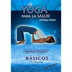 """Yoga para la Salud dvd """" Basicos"""""""