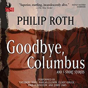 Goodbye, Columbus Audiobook