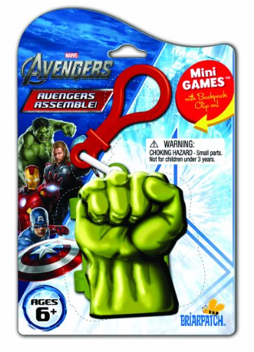 Marvel Hulk Sculpted Mini Game