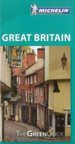 Michelin Green Guide Great Britain (Green Guide/Michelin)