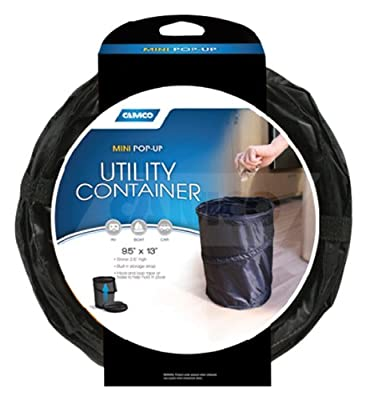 Camco 42903 Mini Pop-Up Utility Container