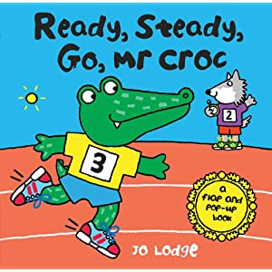 Ready, Steady, Go, Mr. Croc