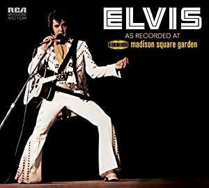 Elvis: As Recorded At Madison Square Garden [2 CD]