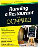 img - for Running a Restaurant For Dummies 2nd (second) Edition by Garvey, Michael, Dismore, Andrew G., Dismore, Heather H. published by For Dummies (2011) book / textbook / text book
