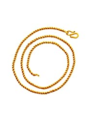 Camy 18K Gold Plated Chain For Men And Women
