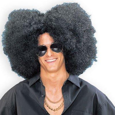 70's Freak Wig Adult Jumbo Afro Costume Accessory