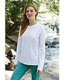 Econscious EC3500 Ladies Cotton Long Sleeve T Shirt.