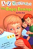 A to Z Mysteries:The Empty Envelope (A Stepping Stone Book(TM))