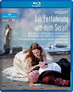 Mozart Entfuhrung Aus Dem Serail C Major 709204 Blu-ray 2012 by C Major