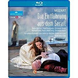 Die Entfuehrung Aus Dem Serail [Blu-ray]
