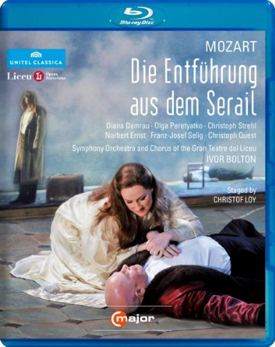 El Rapto En El Serrallo.Liceu (I.Bolton) - Mozart - Blu Ray