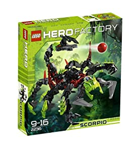 LEGO Hero Factory 2236: Scorpio