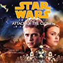 Star Wars Episode II: Attack of the Clones (       UNABRIDGED) by R.A. Salvatore Narrated by Jonathan Davis