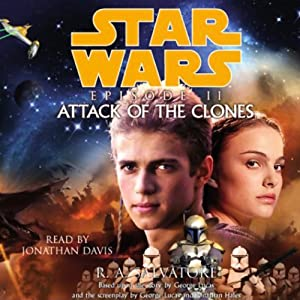 Star Wars Episode II: Attack of the Clones | [R.A. Salvatore]