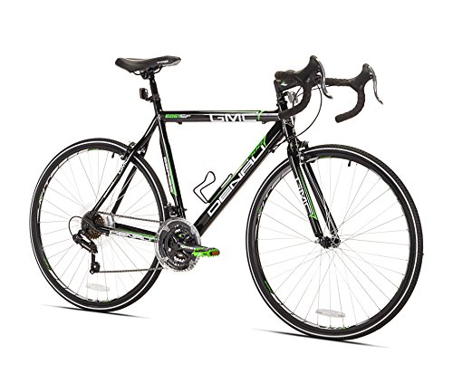 gmc-denali-road-bike-700c-black-green-large-635cm-frame