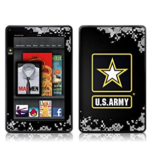 DecalGirl Kindle Fire Skin - Army Pink by Decalgirl - Consignment (Kindle Accessories)