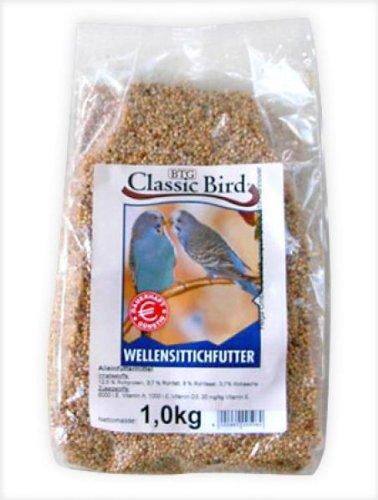 Classic Bird Sittichfutter Eimer, 1er Pack (1