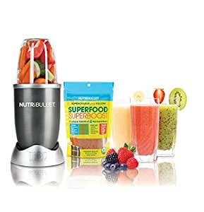 NutriBullet Nutrition Extraction System (Full Size)
