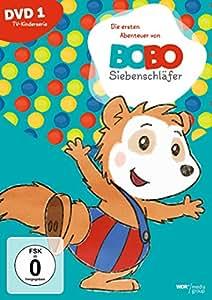 Amazon.com: Bobo Siebenschläfer - DVD 1: Movies & TV