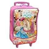 GDC Disney Princess 16 Rolling Luggage Pink