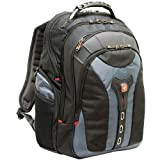 SwissGear 17&quot; Gray Notebook Backpack