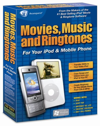 Movies, Music & Ringtones
