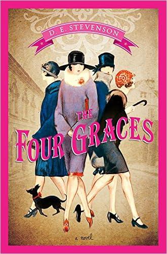The Four Graces (Miss Buncle Book 4) written by D.E. Stevenson