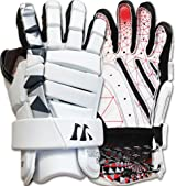 Warrior LD10 Lockdown Goalie Lacrosse Gloves (10 inch) (Call 1-800-327-0074 to order)