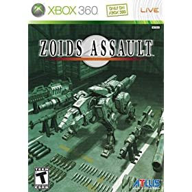 Zoids Assauly cover