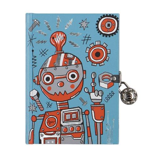 Mudpuppy Robot Diary