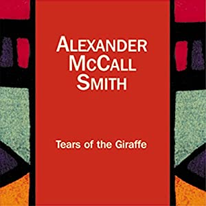 Tears of the Giraffe Audiobook
