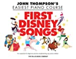 First Disney Songs: Elementary Level