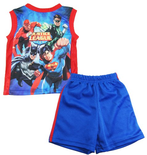 Dc Baby Clothes back-699726
