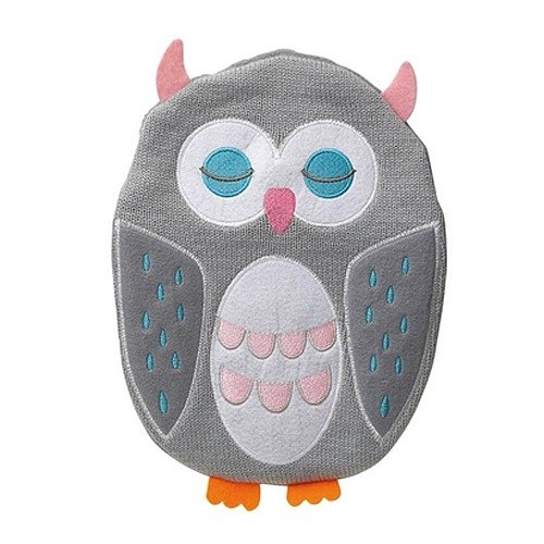 Grey Owl Hot Chicks Hot Water Bottle & Knitted Cover