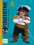 Djeco - Piratatak jeux de cartes